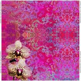 Panneau orchidée - Jersey