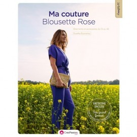 Ma couture blousette rose