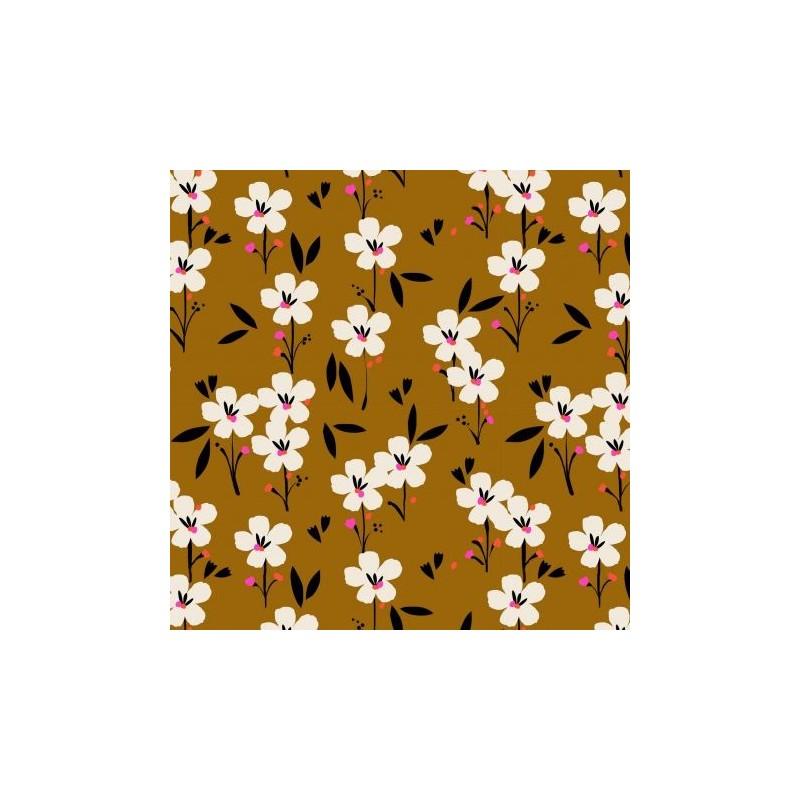 Tissu coton - Collection soirée - Printemps