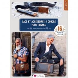 Livre Sacs et accessoires à coudre pour hommes